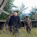 Северна Кореја: Ким тестираше нов ракетен фрлач