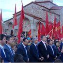 КАМПАЊА НА МД ИЛИНДЕН ВО АЛБАНИЈА: Главата горе, изјасни се дека си Македонец!