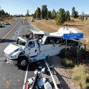 Автобуска несреќа во САД: Најмалку 4 загинати и 15 тешко повредени туристи во Јута
