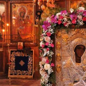 МАНАСТИР СВ. БОГОРОДИЦА ПРЕЧИСТА КИЧЕВСКА: На свет доаѓа Мајката на светот