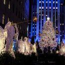 """Натпревар во најскапи овогодишни елки: Во Њујорк е со три милиона кристали """"Сваровски"""""""