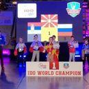 НА ПРВЕНСТВОТО ВО ПОЛСКА: Македонија доби светски шампион во современ танц за деца