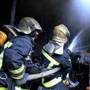 ПОЖАР СО ЖРТВА ПОПЛАДНЕВО ВО СКОПЈЕ: Пронајдено јагленисано тело во изгорената барака во Трнодол