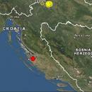 По Загреб, земјотрес го потресе и Задар