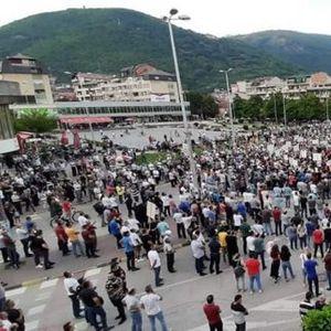 Тетовци на протест за струјата