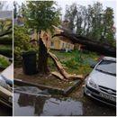 Русија: Москва погодена од ураган