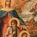 СВЕТИ МАЧЕНИЧКИ: Мајката Софија и трите ќерки Вера, Надеж и Љубов и во најтешките маки не се откажаа од верата во Господ Христос