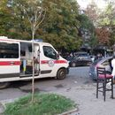 ТЕШКА СООБРАЌАЈКА ВО СКОПЈЕ: Попладнево автомобил се забил во дрво на Рузвелтова