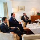 Мицкоски на средба со Каролине Едштадлер, министер за Европа и Устав на Австрија