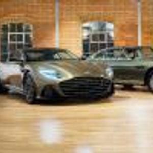 """Aston пуска специален DBS за юбилея на """"В тайна служба на Нейно величество"""""""