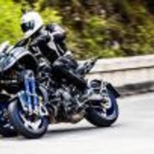 Карахме Yamaha Niken: извънземният мотоциклет с три колела