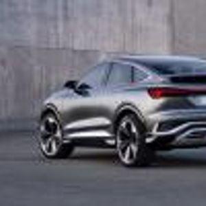 Audi Q4 e-tron още не се продава, но вече има версия Sportback