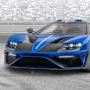 Това е Le Mansory: Ford GT от Mansory със 710 коня и много… синьо