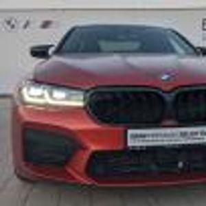 """Това е най-новото BMW M5 Competition. """"На старо"""", но наблъскано догоре с екстри. Защо струва 235 хил. лв.?"""
