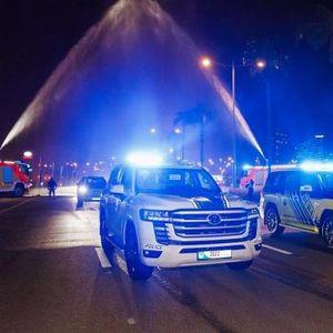 Полицията в Дубай избра Land Cruiser за патрулки