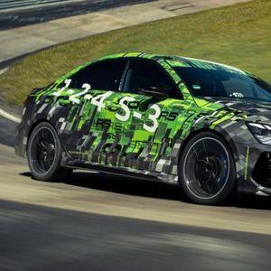 "Audi RS 3 би рекорда на Renault на ""Ринга"""