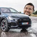 Представяме ви Audi RS Q8 с 600 коня, най-мощният SUV в историята на марката! Видео! - РАБОТНА