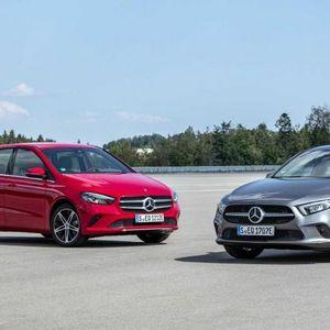 Най-накрая малки хибриди от Mercedes. Бързи са колкото VW Golf GTI