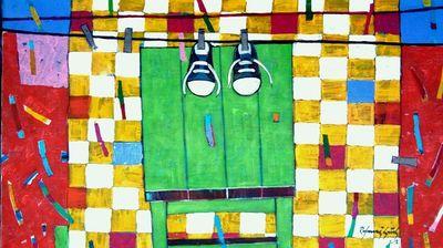 Izložba alžirskog modernog slikarstva