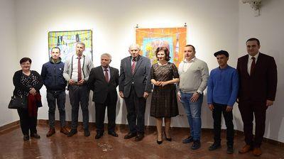 """Izložba alžirskog modernog slikarstva i promocija knjige """"alžirska hronika"""""""