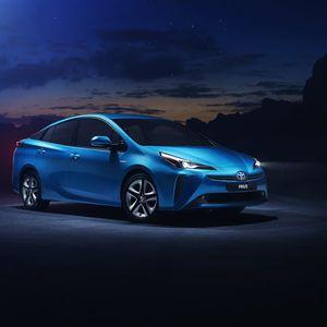 Рестилизираната Toyota Prius во Европа со погон на сите тркала