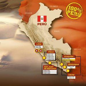 Dakar 2019 ПРЕГЛЕД – Ден 8 (San Juan de Marcona / Pisco) / ВИДЕО