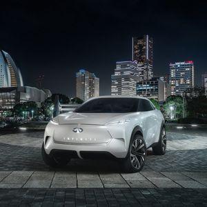 """Infiniti QX Inspiration – EV SUV со """"жестока"""" забрзување"""