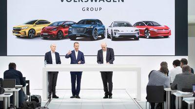 Volkswagen ги откри новитетите за 2019 година