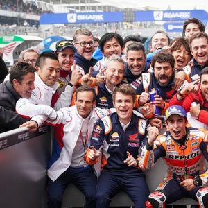 MotoGP: Марк Маркeс триумфално и во Ле Ман