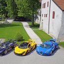 """Колекција на автомобилски """"ѕверови"""" оди на аукција"""