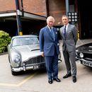 Во следниот филм за Џејмс Бонд дури три модели на Aston Martin
