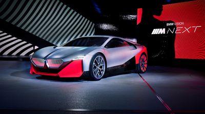 Поглед кон спортската иднина на BMW / ФОТО+ВИДЕО