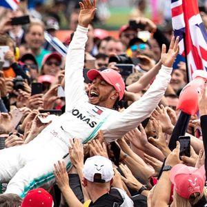 Formula 1: Луис Хамилтон славенички на домашен терен