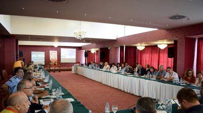 Тркалезна маса во организација на РСБСП