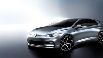 Volkswagen го покажа ентериерот на новиот Golf