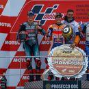 Заврши Светскиот шампионат во MotoGP: Маркeз со победа во Валенсија за завери крунатa