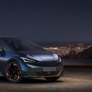 el-Born е најспортскиот електричен хеџбек од групата VW / ВИДЕО