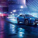 Првиот електричен автомобил на Lexus доаѓа во Европа / ФОТО