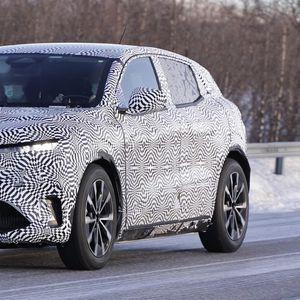 Електричниот Renault Megane во завршна фаза на тестирање / ФОТО
