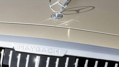 И Maybach наскоро ќе се префрли на електричeн погон