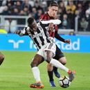 ФОТО : Јувентус со Роналдо во нападот против Милан