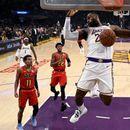 ВИДЕО: Леброн Џејмс со 33 поени ја реши Атланта