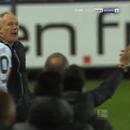 """ВИДЕО: Хаос на натпреварот меѓу Фрајбург и Ајнтрахт, три црвени картони и """"нокаут"""" на тренерот"""