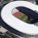 Осум месеци пред почетокот на игрите, Националниот стадион во Токио е подготвен