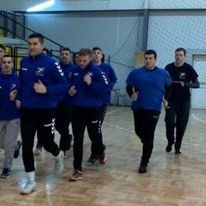 И РК Бутел Скопје ги почна подготовките за вториот дел од сезоната