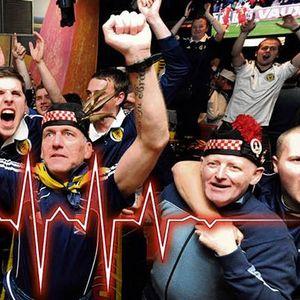 ИСТРАЖУВАЊЕ: Фудбалските навивачи доживуваат опасно ниво на стрес