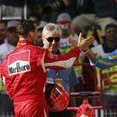 Бриаторе: Шумахер имаше поголема конкуренција од Хамилтон
