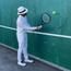 Федерер доби илјадници видеа од акцијата: Тенис од дома  (ВИДЕО)