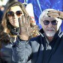 ФОТО: Поранешниот прв човек на Формула 1, стана татко на 90 години !