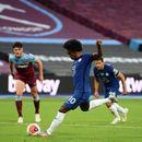 ВИДЕО: Пеколна контра на Вест Хем, Јармоленко го шокираше Челси во 90 минута, еврогол постигна Вилиан